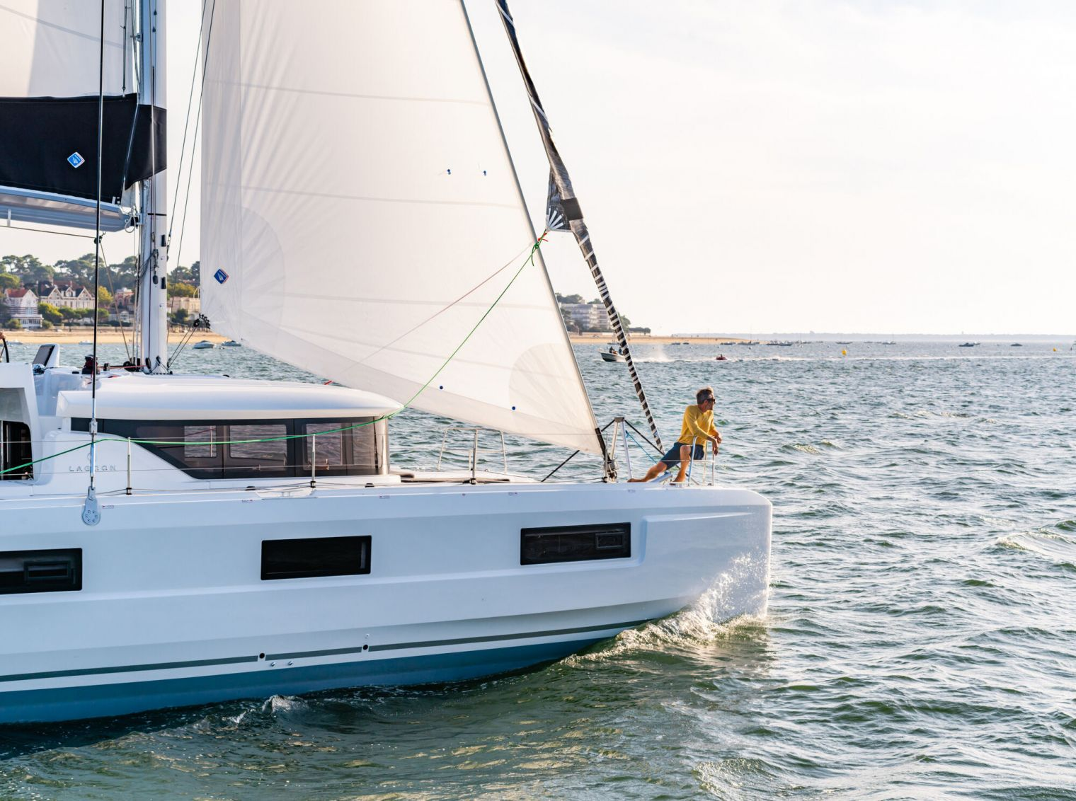 Lagoon 46 by SAIL Magazine