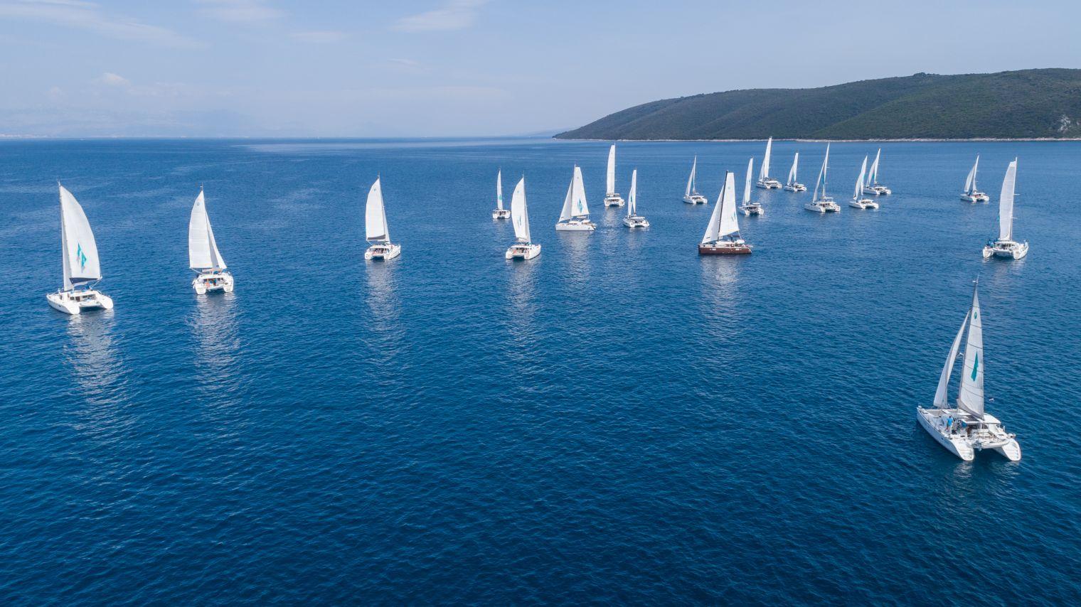 La plus grande Escapade Lagoon croate !