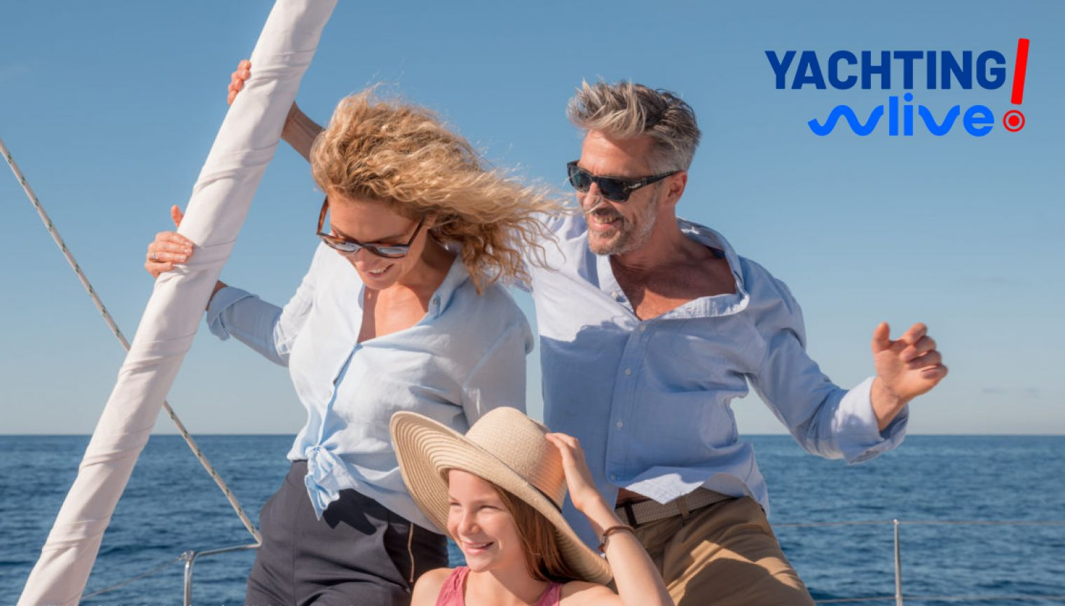 Take part in Yachting Live