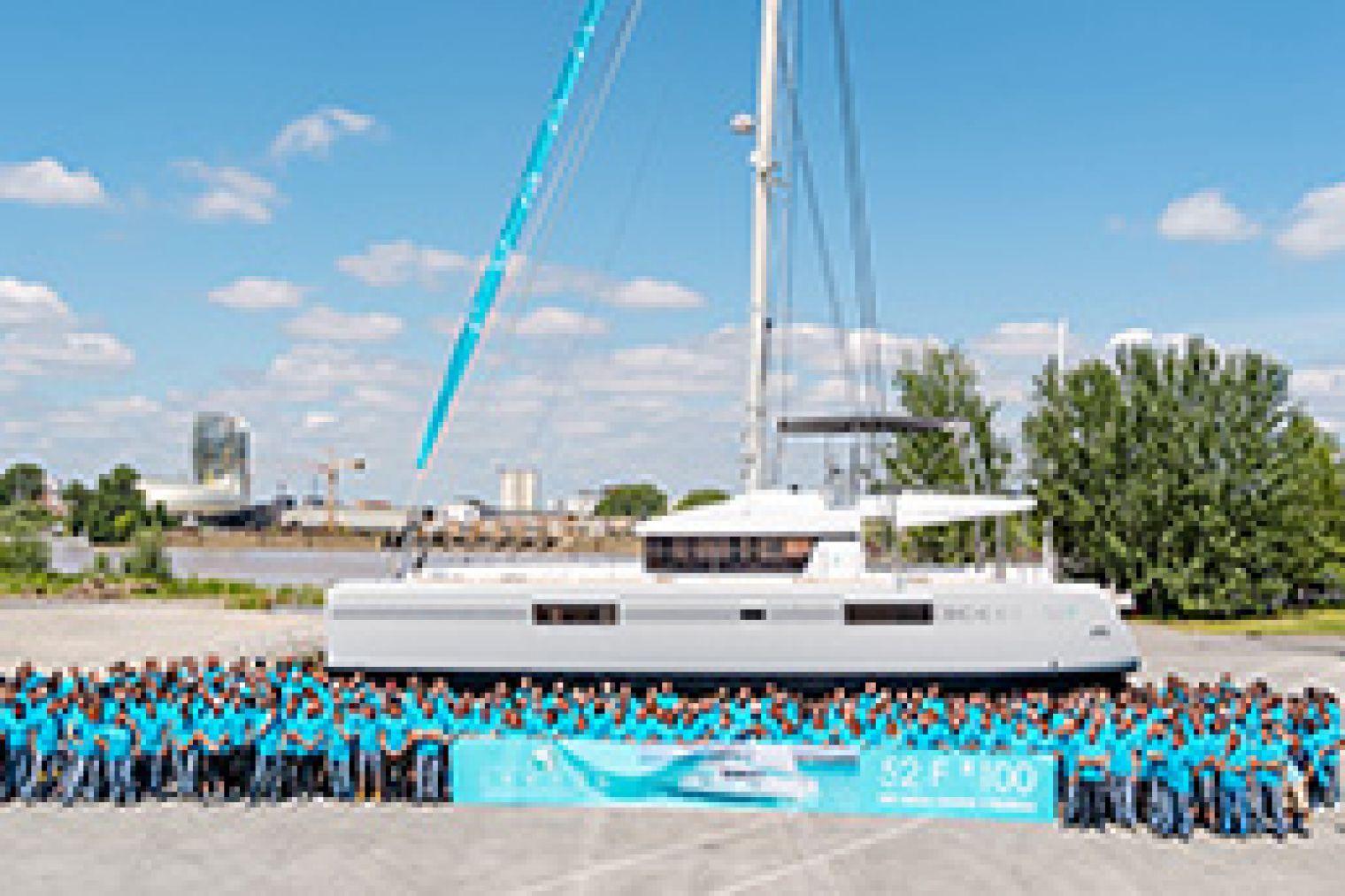 52 F: bereits 100 gebaute Boote!