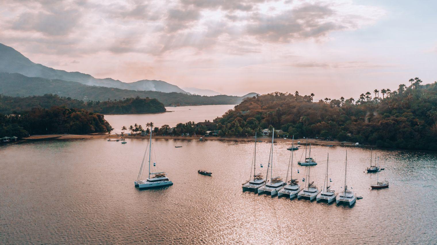 Escapade Lagoon nelle Filippine 2019