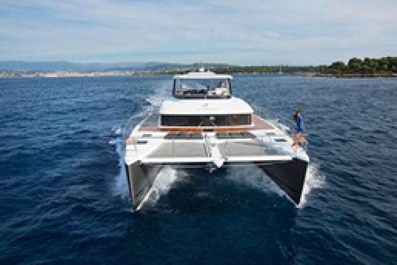 The Lagoon 630 Motor Yacht transatlantic crossing
