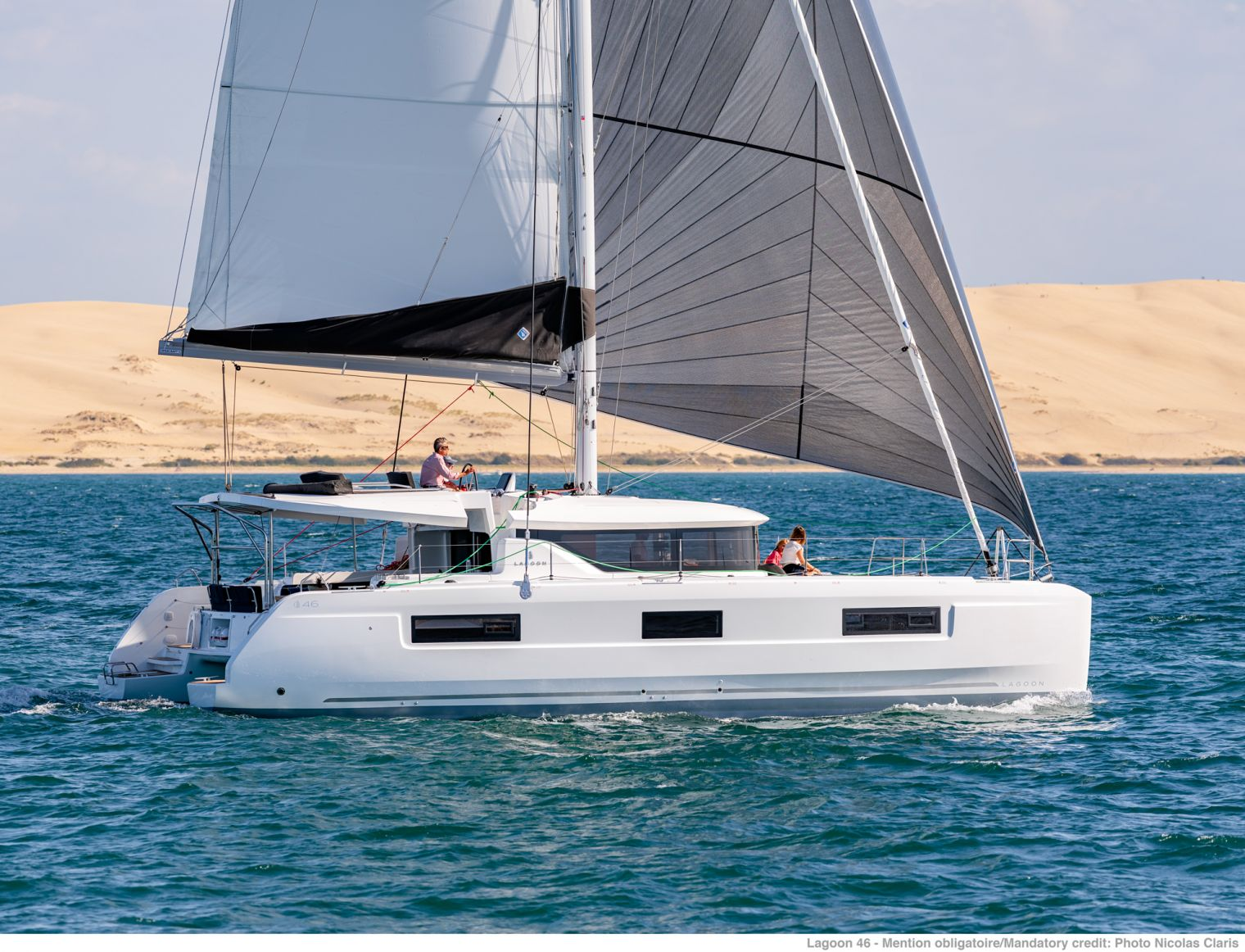 Lagoon at the Multihull Boat Show 2019
