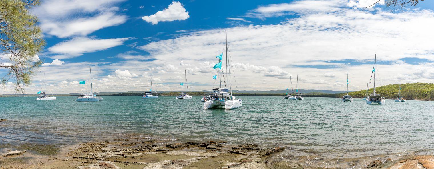 新一届蓝高澳大利亚航海出游