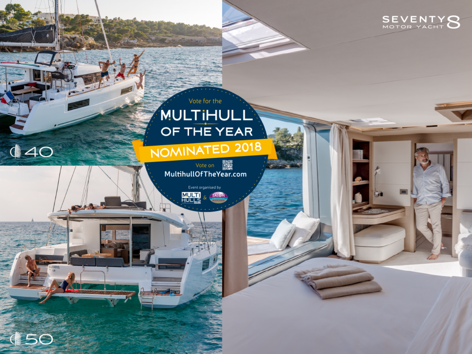 Vote for your favorite multihull