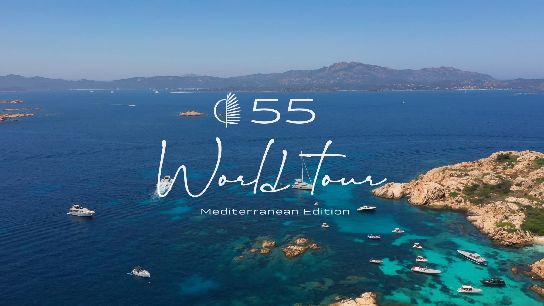 Il meglio di Lagoon 55 World Tour