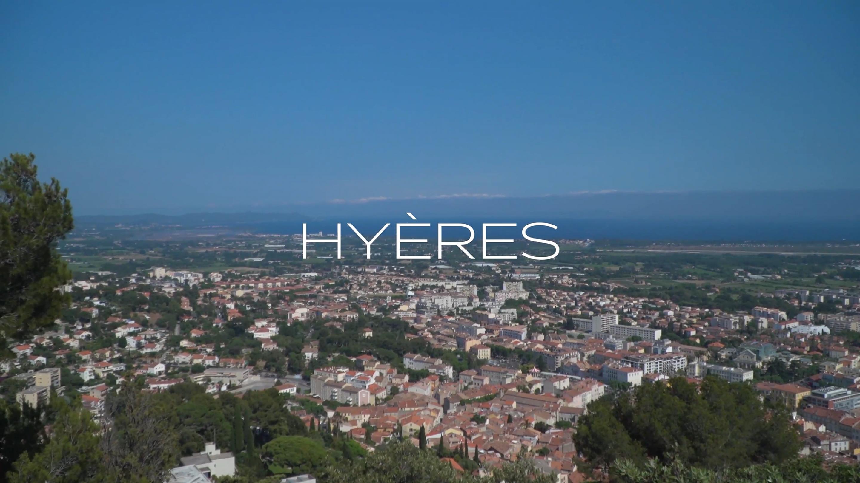 Stopover to HYÈRES