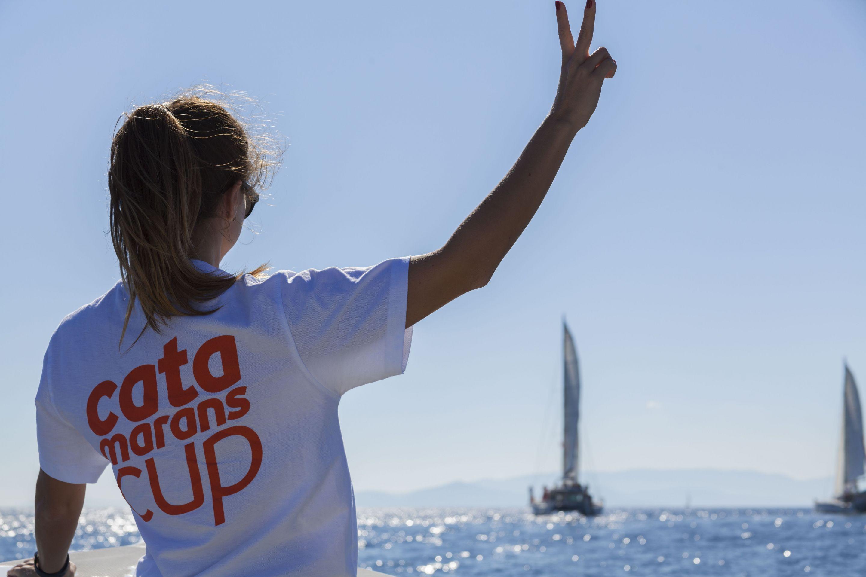 8ème édition réussie pour la Catamarans Cup !