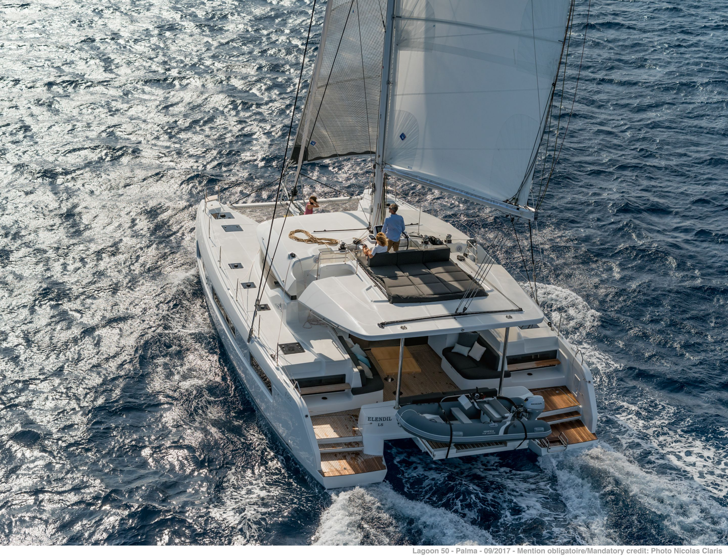 Lagoon Catamaran: sale, rental, catamaran and luxurious yacht