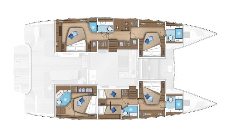 Version 5 cabines