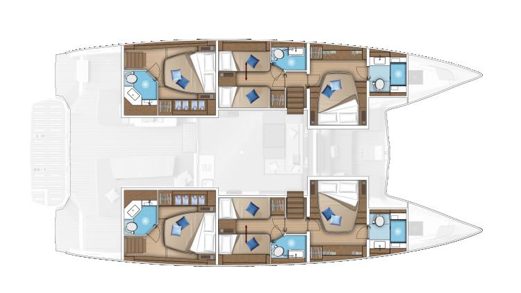 Version 6 cabines