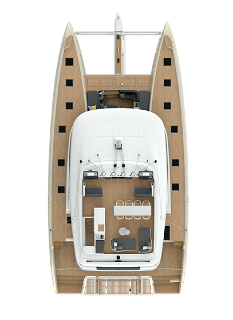 FLYBRIDGE TRIBU (OPT)